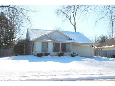 Medina Single Family Home For Sale: 394 Quail Roost Dr