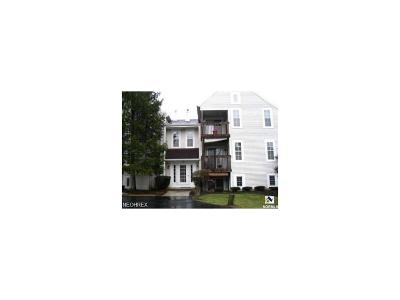 Elyria Condo/Townhouse For Sale: 1219 West River N. #D-1