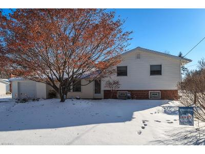 Perry Single Family Home For Sale