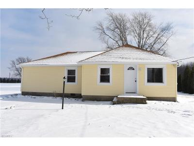 Perry Single Family Home For Sale: 4941 Lane Rd