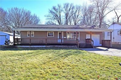 Girard Single Family Home For Sale: 1399 Red Oak Dr