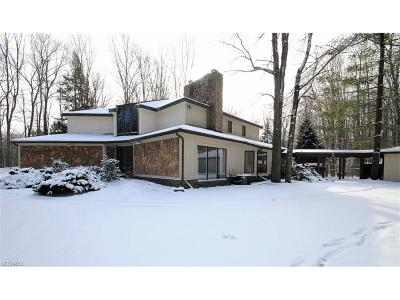 Moreland Hills Single Family Home For Sale: 4820 Chagrin River Rd