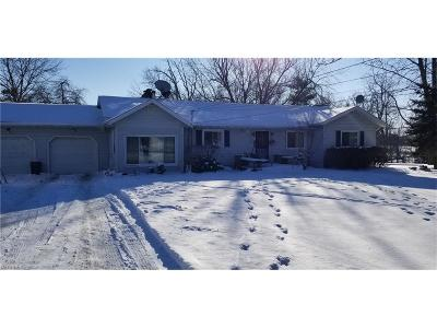 Royalton Single Family Home For Sale: 3409 West Sprague Rd