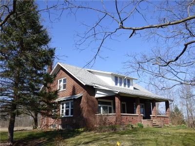 Single Family Home Sold: 47140 West State Route 18 Rd West