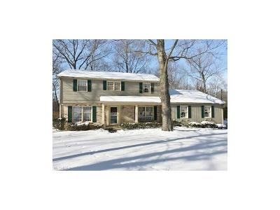 Boardman Single Family Home For Sale: 6820 Tanglewood Dr