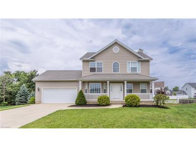 Painesville Township Single Family Home For Sale: 1525 Clipper Cv