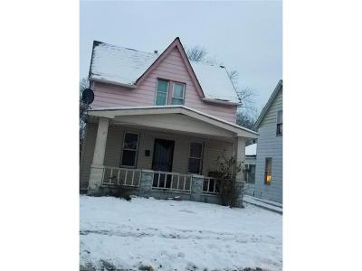 Single Family Home For Sale: 2168 West 81st St