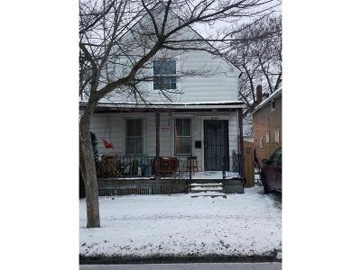 Single Family Home For Sale: 2175 West 81st St