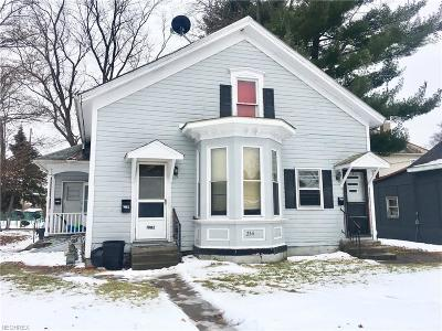 Multi Family Home For Sale: 244 Ray Ave