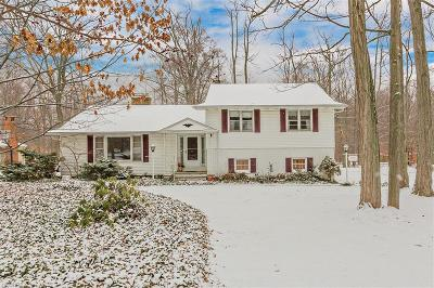 Mayfield Village Single Family Home For Sale: 849 Beech Hill Rd