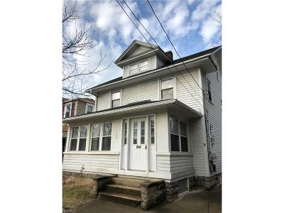 Painesville Single Family Home For Sale: 155 East Walnut Ave