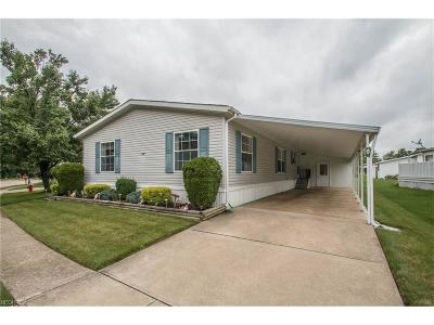 Single Family Home For Sale: 12 Creekside Trl