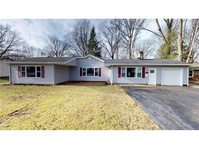 Single Family Home Sold: 7994 Brentwood Rd