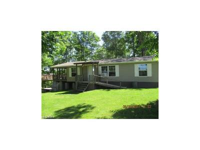 Newcomerstown OH Single Family Home For Sale: $119,900