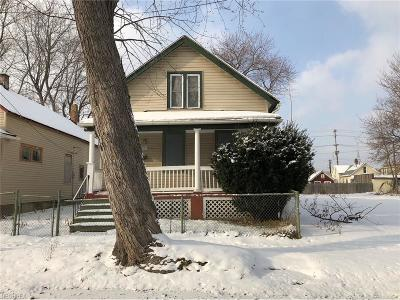 Cleveland Single Family Home For Sale: 3134 West 43rd St