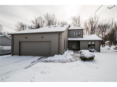 Broadview Heights Single Family Home For Sale: 1022 Sprucedale