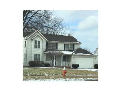 Cleveland Single Family Home For Sale: 9862 Kingsbury Blvd