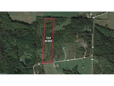 Guernsey County Residential Lots & Land For Sale: 1101 Cowden Rd