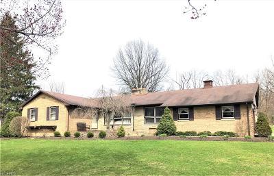 Mineral Ridge Single Family Home For Sale: 3659 Ashland St
