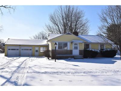 Strongsville Single Family Home For Sale: 18025 Broxton Dr
