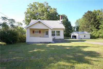 Geneva Single Family Home For Sale: 4293 North Ridge Rd East