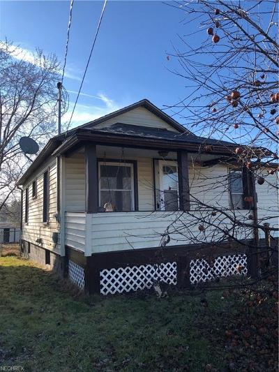 Girard Single Family Home For Sale: 341 Ohio Ave