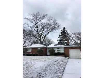 Poland Single Family Home For Sale: 5338 5th St