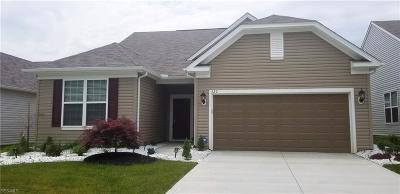 Copley Single Family Home For Sale: 522 Heritage Woods Dr