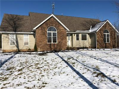 Geauga County Single Family Home For Sale: 11270 Woodie Glen Dr