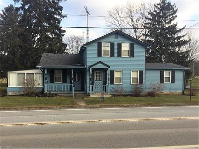 Single Family Home For Sale: 8250 Kent Ave Northeast