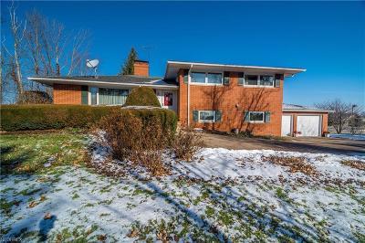 Aurora Single Family Home For Sale: 69 East Mennonite Rd