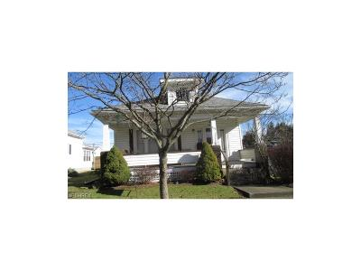 Guernsey County Single Family Home For Sale: 238 High St