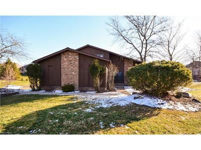 North Royalton Single Family Home For Sale: 8760 Oakwood Ln