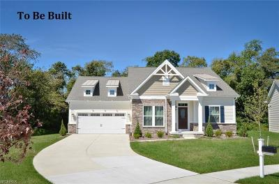 North Ridgeville Single Family Home For Sale: 7416 Greenlawn Dr
