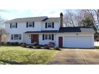 Single Family Home For Sale: 4843 Orchard Dale Dr Northwest