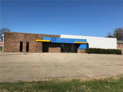 Zanesville Commercial For Sale: 43 Beaumont