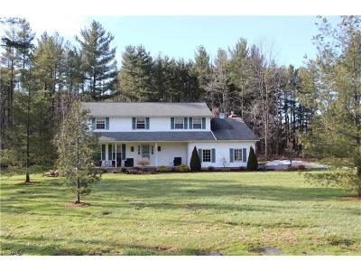 Munson Single Family Home For Sale: 11606 Fowlers Mill Rd