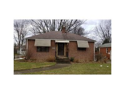 Fairview Park Single Family Home For Sale: 4022 West 222nd St