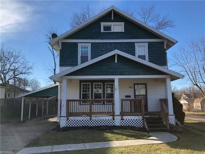 Zanesville Single Family Home For Sale: 2135 Wilmer St