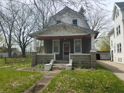 Cleveland Single Family Home For Sale: 4166 East 143rd St