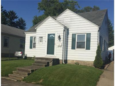 Zanesville Single Family Home For Sale: 816 Luck Ave