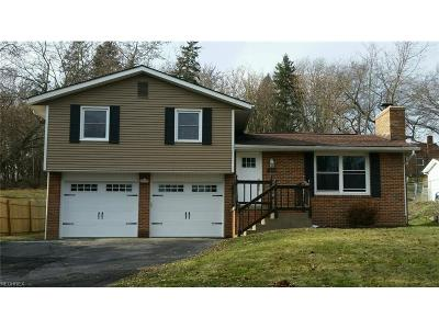 Single Family Home For Sale: 4615 Middlebranch Ave Northeast