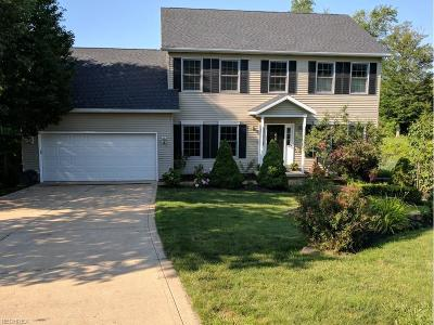 Chardon Single Family Home For Sale: 415 Downing Dr
