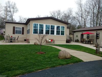 Single Family Home For Sale: 56857 Peach Rd