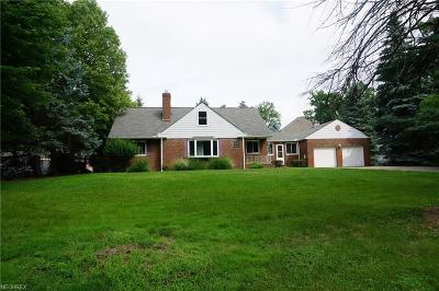 Parma Heights Single Family Home For Sale: 6310 Big Creek