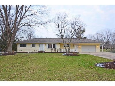 Single Family Home For Sale: 2067 Ridgeland Dr