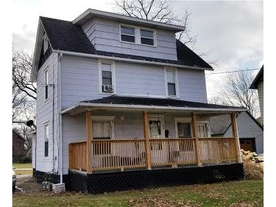 Stark County Multi Family Home For Sale: 624 Portage St Northwest