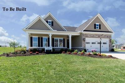North Ridgeville Single Family Home For Sale: 7440 Greenlawn Dr