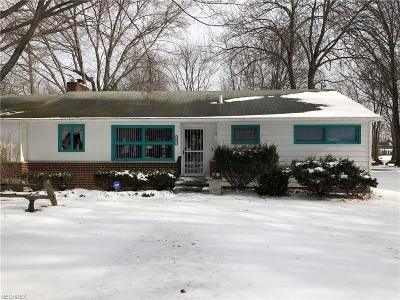 Single Family Home For Sale: 5117 Whitethorn Ave