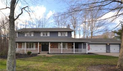 Geauga County Single Family Home For Sale: 18140 Rolling Brook Dr